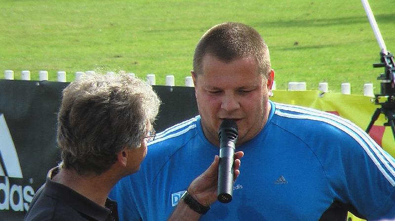 01_03 - Kugelstossen - Ralf Bartels GER
