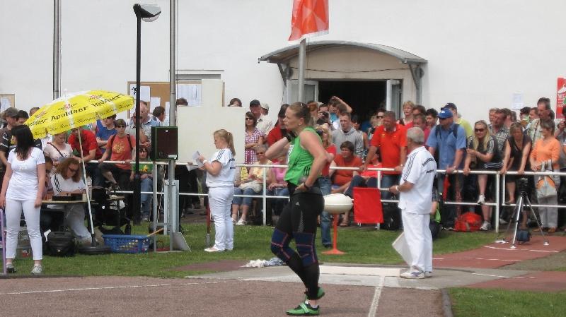11_03 - Kugelstossen - Nadine Kleinert GER