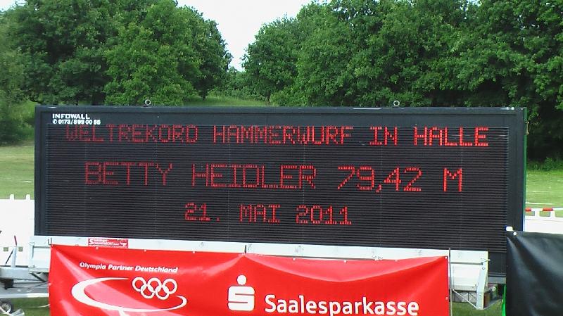 12_01 - Hammerwurf - Weltrekord